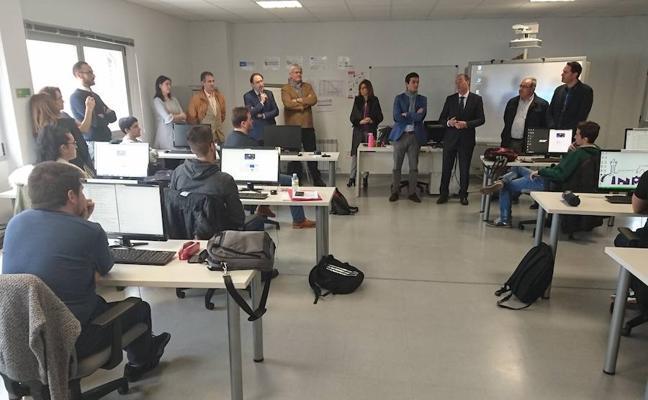 Los empresarios de Palencia conocen el proyecto Foroemple@