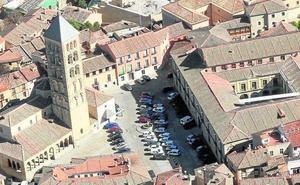 El casco histórico perderá 300 plazas de aparcamiento de rotación
