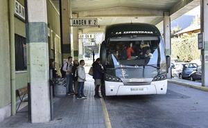 La Junta subvenciona con 570.000 euros a la Sepulvedana por el autobús a Madrid
