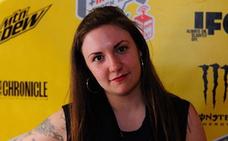 Lena Dunham, obligada a la extirpación del útero