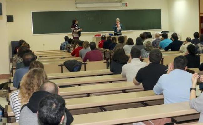 400 aspirantes por cada plaza de ujier de las Cortes de Castilla y León