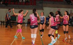 El Universidad de Valladolid cede dos puntos ante Cuesta Piedra