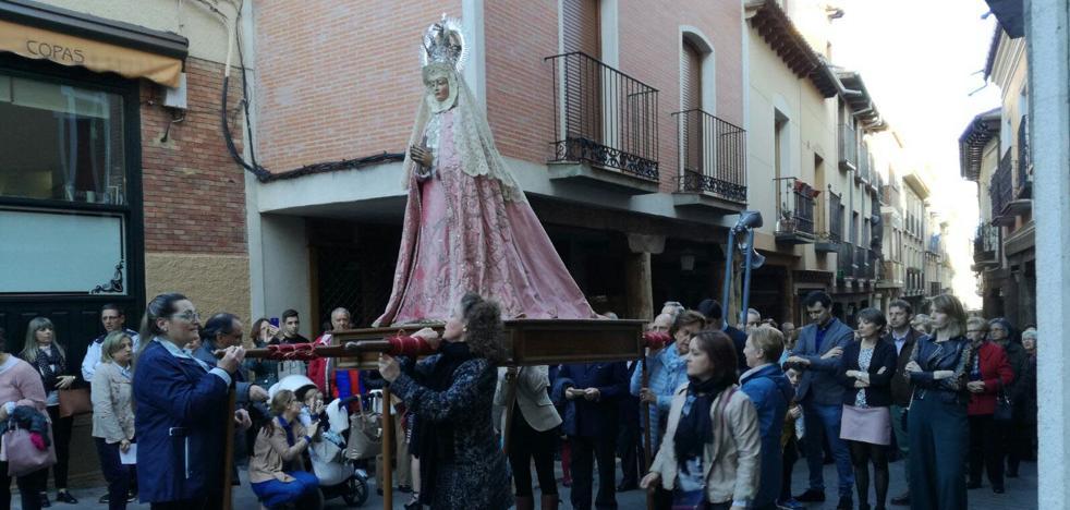 Programa de procesiones del Viernes de Dolores, 23 de marzo, en Medina de Rioseco