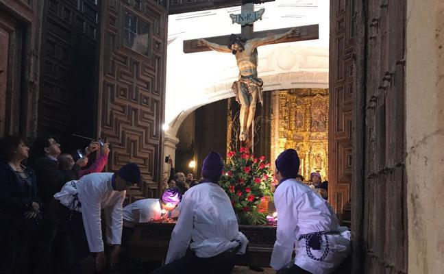 Programa de procesiones de Martes Santo, 27 de marzo, en Medina de Rioseco