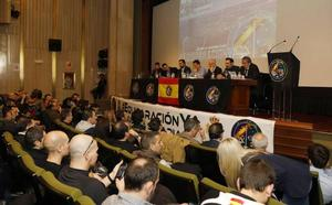 La asociación de policía Jusapol se manifiesta hoy en Palencia