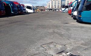 El PSOE exige el comienzo definitivo de las obras de la estación de autobuses