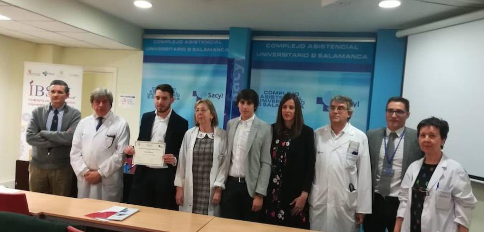 La primera beca 'Ángel Alonso' impulsará una investigación en tumores sólidos