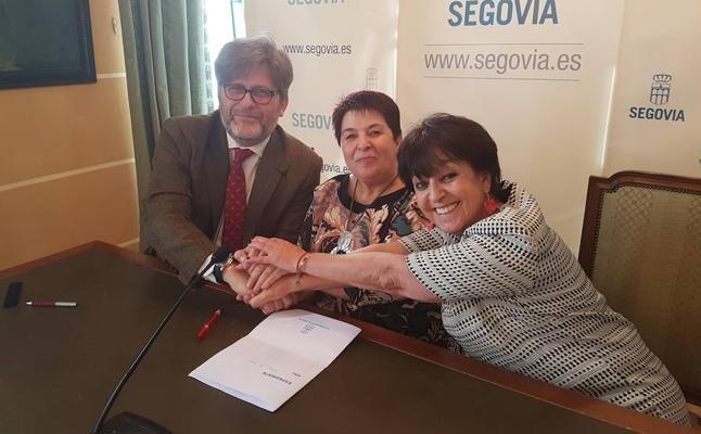 Segovia renueva su colaboración anual con el Centro Sefarad-Israel