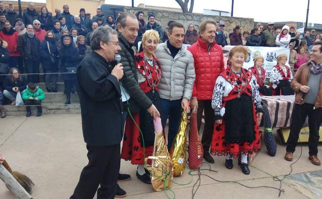 La Matanza Arriera se convierte en un homenaje al maridaje entre vino y jamón