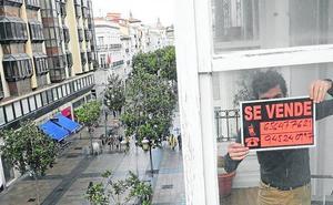 El 59% de las compraventas de viviendas en Castilla y León son al contado