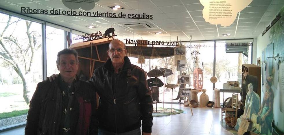 El centro de interpretación de la Isla del Soto abre sus puertas
