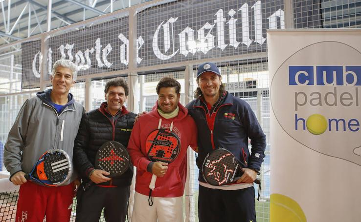 Aerolíneas Argentinas Legends Padel Tour en Salamanca
