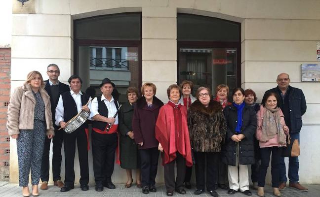 Villada protagoniza el nuevo cedé del Archivo de la Tradición Oral