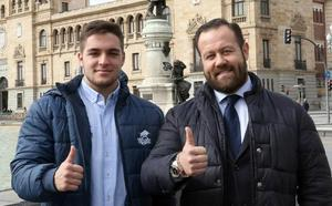 La veteranía de Manu Serrano frente a la juventud de Raúl Calzón