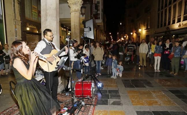 El comercio de Palencia plantea una feria de movilidad sostenible para dinamizar la economía local