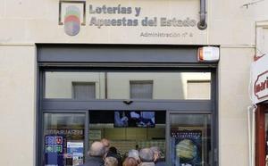 La ONCE reparte 50.000 euros con el cuponazo en Cigales, Valladolid y Segovia