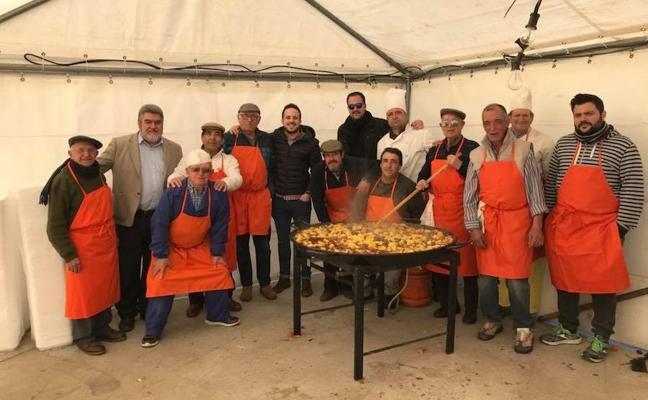 3.000 raciones de carne con patatas para poner punto y final al carnaval