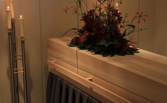Una mujer brasileña es enterrada viva por error