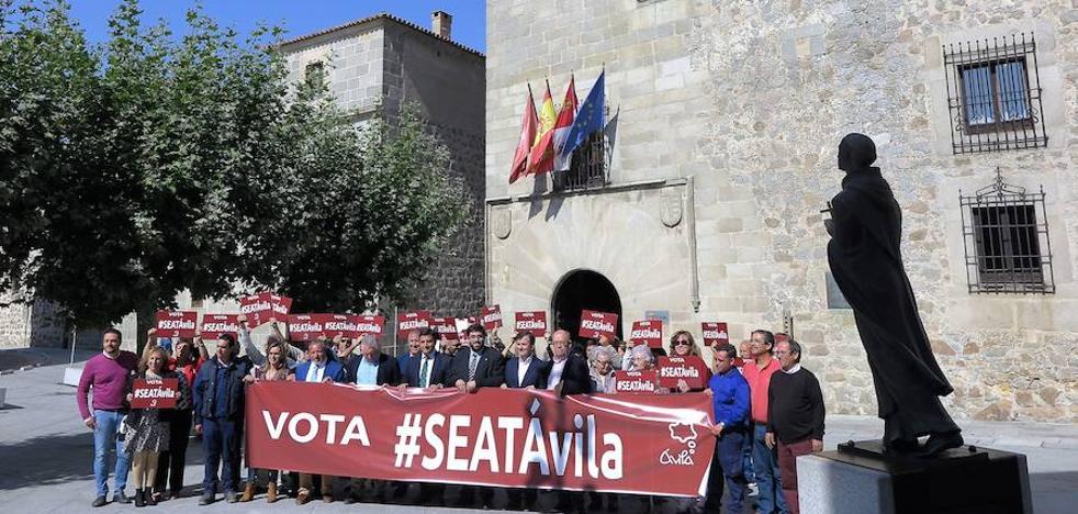 Tarraco se impone a Ávila y dará nombre al nuevo SUV de Seat