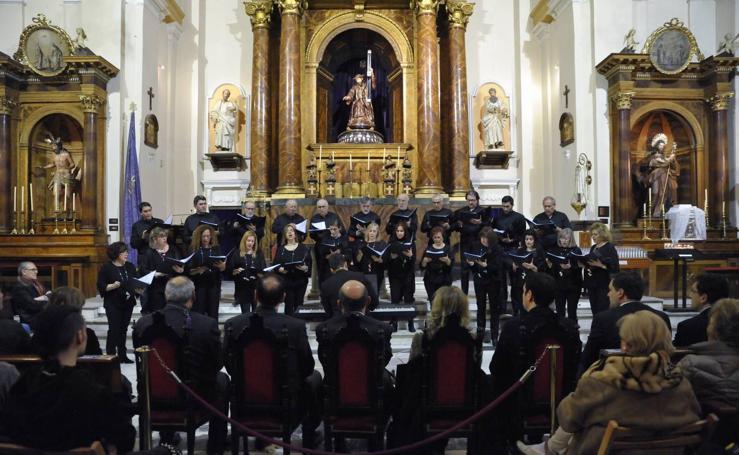 Concierto de Cuaresma en la Iglesia Penitencial de Jesús