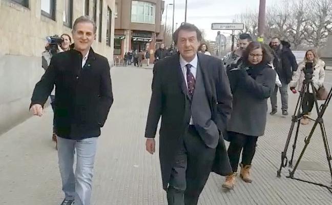 Los exconsejeros de Caja España no declaran e inciden en su total inocencia