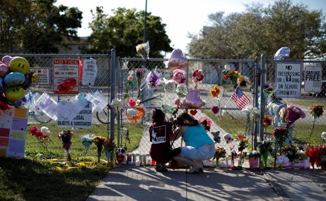 Los supervivientes de Parkland inician una cruzada contra las armas de fuego