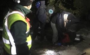 Rescatados cinco adultos y un menor perdidos en la sierra
