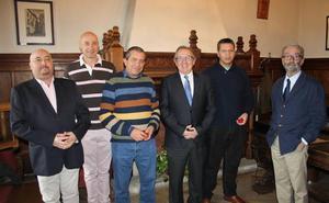 La Junta distingue a los empleados de Fomento de Segovia con 15 y 25 años de servicio