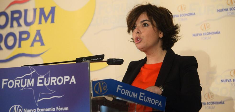 Soraya Sáenz: «Si la política necesita cercanía, quien mejor la expresa es Silván»