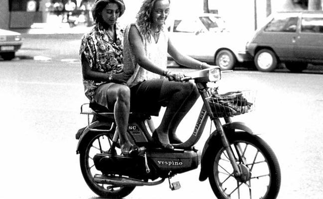 La Vespino, la moto que movilizó a los jóvenes en los años 70