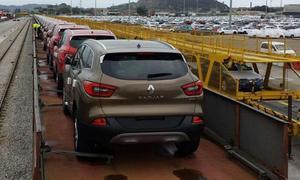 Castilla y León exportó el 3,9% menos en 2017 e importó el 5,7% más