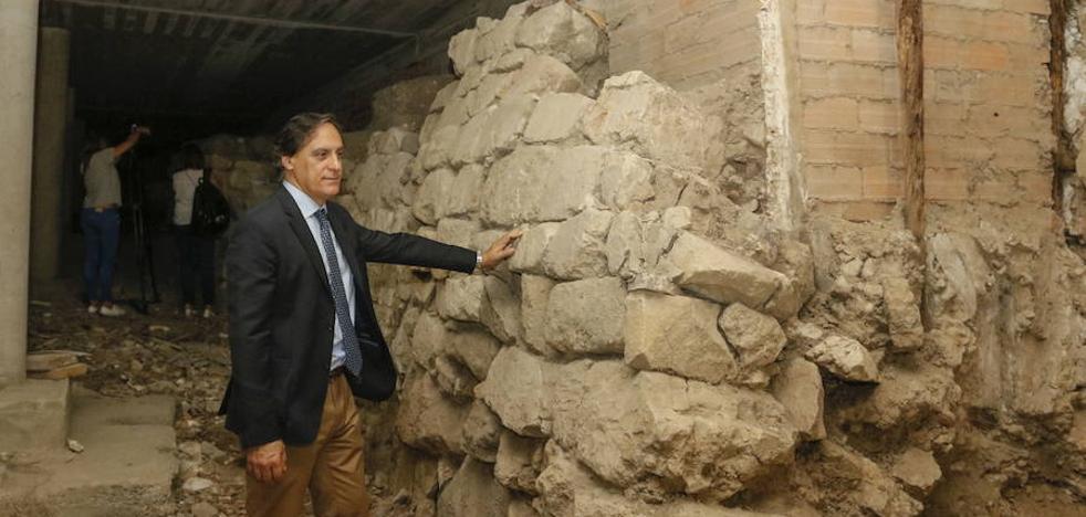 Un error formal retrasa el proyecto para crear el centro de interpretación de la muralla