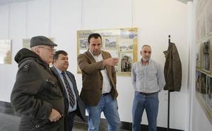 Una exposición muestra la evolución del municipio a través de 92 fotografías