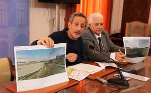 El Ayuntamiento de Zamora modificará el PGOU para ensanchar el acceso al puente de Las Llamas