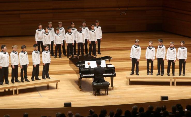 Los Niños Cantores de Viena, en Valladolid
