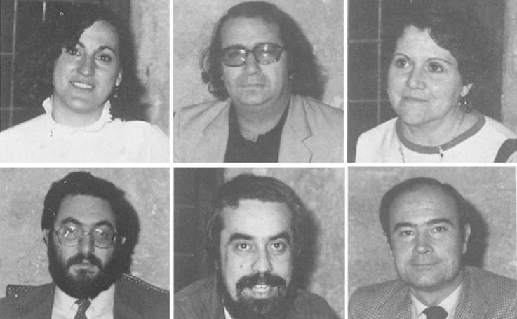 Procuradores de la primera legislatura (1983-1987)