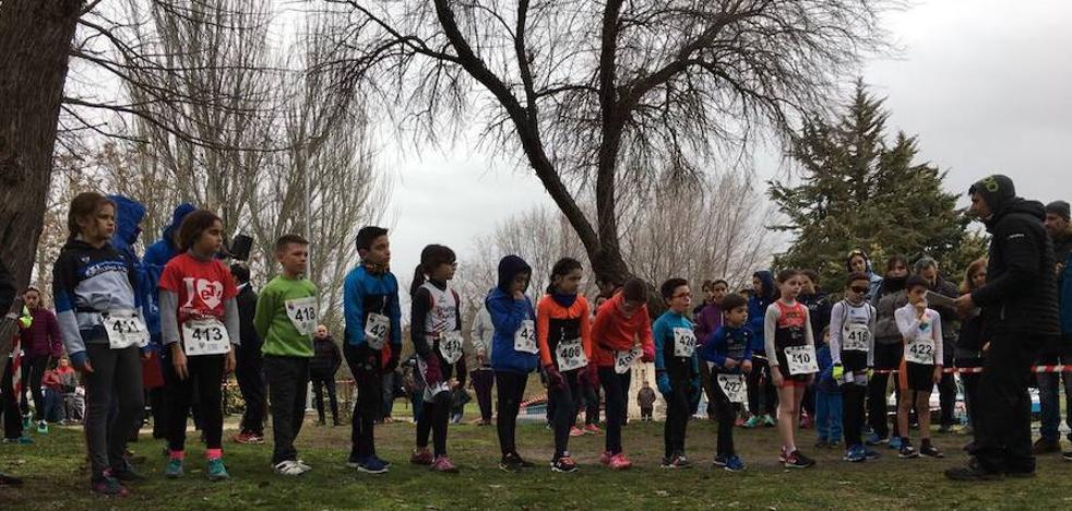Salamanca y Triávila saborean el triunfo en Cuéllar