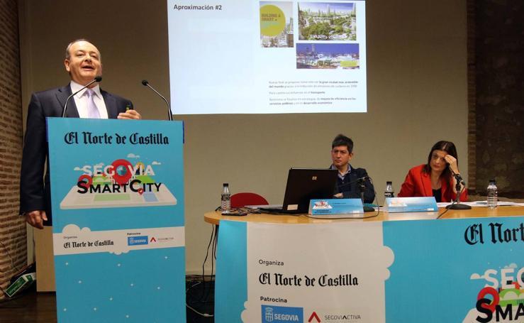 Segunda edición del Foro Segovia Smart City