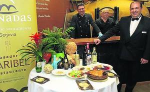 Las Jornadas del Lechazo de Sacramenia muestran la excelencia gastronómica