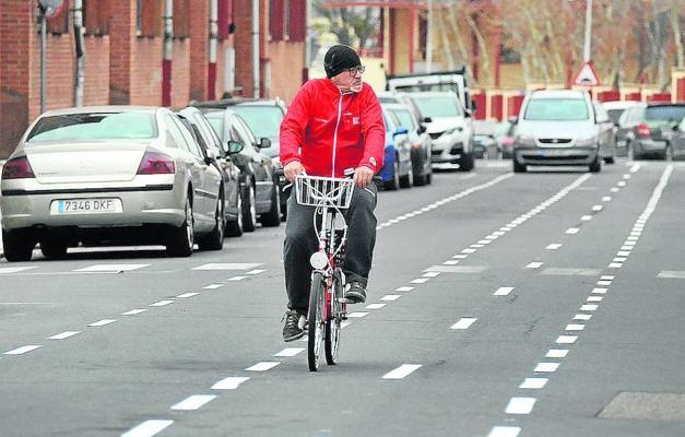 Las ciclocalles de Medina o como liarse con tanta raya blanca en el asfalto