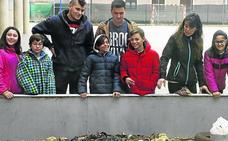 El colegio de Grijota crece al ritmo del municipio