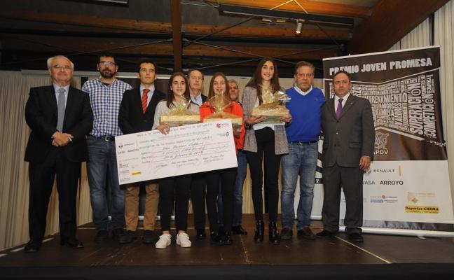 El deporte femenino acapara el Premio Joven Promesa de Valladolid