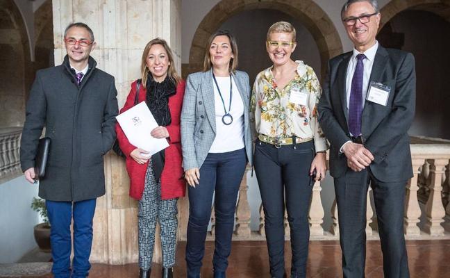 Beatriz Escudero, nueva presidenta de Vitartis