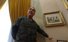 En el despacho del general Rivas: de Puente Genil a Kabul en un vídeo de 360º