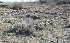 Comienzan la consolidación del yacimiento de Santa Lucía en Aguilafuente