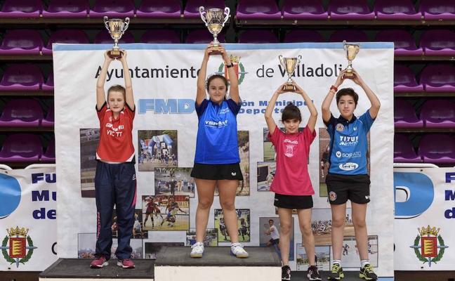 Ángela Rodríguez vuelve a subir al podio en un torneo nacional
