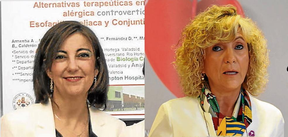 Dos doctoras vallisoletanas, entre las 25 mejores del país