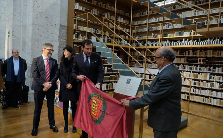 El Archivo Municipal alberga ya los fondos documentales de Zorrilla donados al Ayuntamiento por Narciso Alonso Cortés