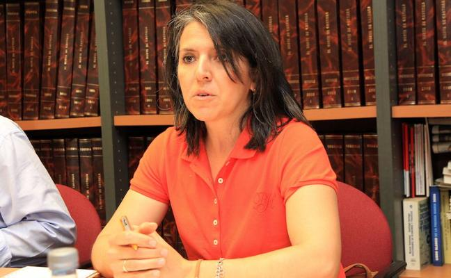 María Cuesta lleva al pleno de la Diputación el enfado por la mal llamada 'sierra de Madrid'
