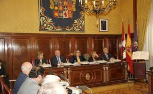 La Diputación de Palencia apoya en el pleno la igualdad de la mujer